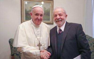 Argentijnse Paus, Braziliaanse God