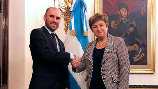 Argentinië vertelt IMF dat het de onhoudbare schuld niet kan aflossen
