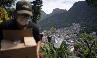 Braziliaanse gangs stellen avondklok in om verspreiding corona af te remmen