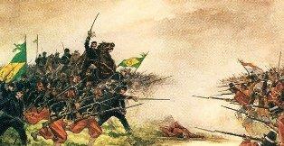 150 jaar na de oorlog van de Drievoudige Alliantie.