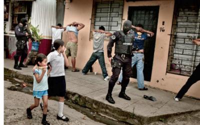 Mano Dura in El Salvador: overheidsoptreden tegen bendes bevordert al ruim vijftien jaar geweld