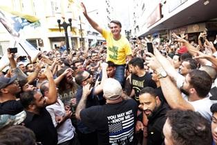 Het bibberende Brazilië van Bolsonaro
