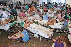 Falende gezondheidszorg in Latijns Amerika en de Cariben