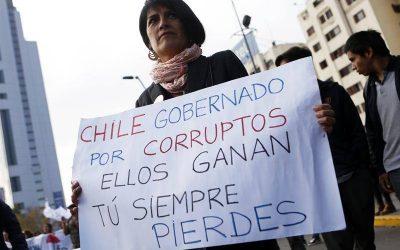 Beroering over corruptie in Chili