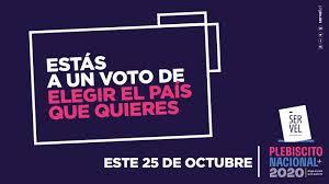 Chilenen stemmen massaal voor een nieuwe grondwet