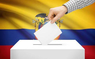 Volop keuze bij nationale verkiezingen in Ecuador