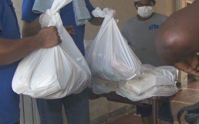 Toegenomen behoefte aan voedselhulp in Frans-Guyana