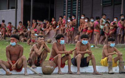Missionarissen belemmeren vaccinaties in inheemse gebieden Brazilië