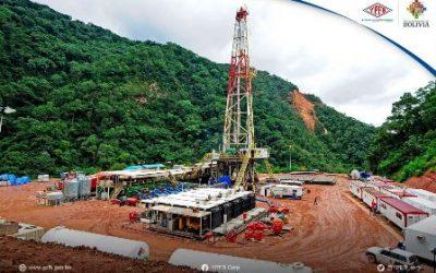 Het Boliviaanse YPFB verwacht voor dit jaar ruim US $ 1,900 miljoen aan inkomsten uit olie