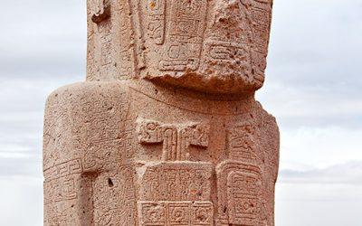 Iconisch Tiwanaku: dé archeologische stad van Bolivia