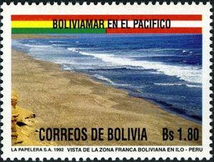 Bolivia aan Zee