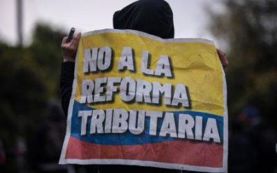 Colombia trekt controversiële belastinghervormingswet in na massale protesten