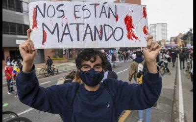 Colombiaanse politie slaat protesten keihard neer