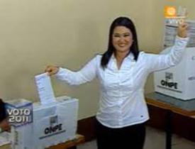 Presidentsverkiezingen in Peru