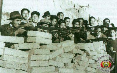 'Land voor wie het bewerkt, mijnen aan de staat'. De Boliviaanse revolutie van 1952, deel I: de gebeurtenissen
