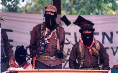 De impact van de Mexicaanse Zapatista beweging