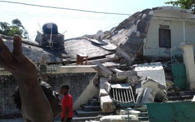 Haïti na de aardbeving
