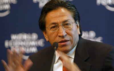 De voormalige Peruaanse president Alejandro Toledo wordt door de VS uitgeleverd aan Peru