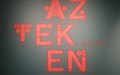 De wondere wereld van de Azteken