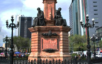 Mexico-Stad verruilt standbeeld van Columbus voor een beeld van inheemse vrouw